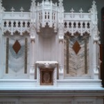 Altar Restoration at Fordham University