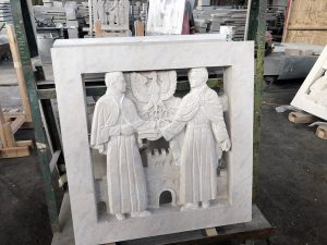 Limestone Carvings by Petrillo Stone