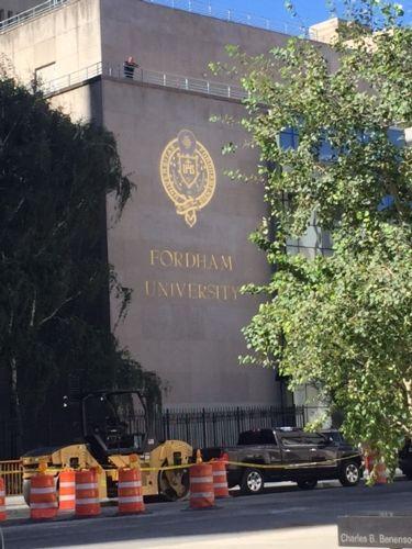 Fordham University's Lincoln Center